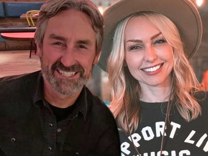 American Pickers Star Mike Wolfe Dating Leticia Cline